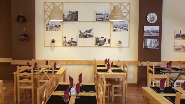 SALON 1 - Wood Restaurant, Valencia