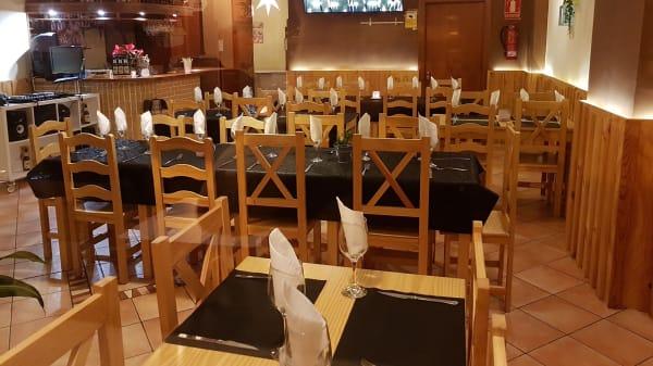 SALON PRIVADO - Wood Restaurant, Valencia