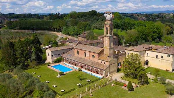 Esterno - La Certosa di Maggiano, Siena