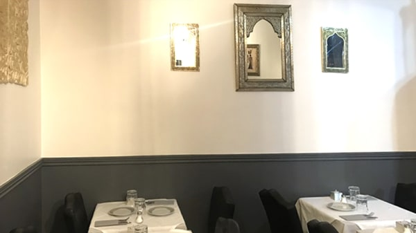 Vue de la salle - La Medita, Paris