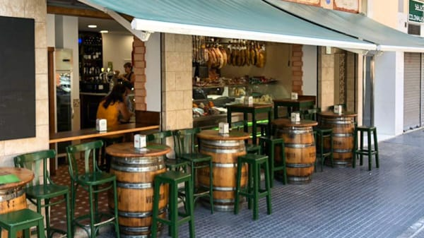 Terraza - La Martina Gastrotienda, Málaga