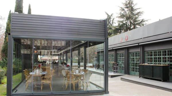 Restaurante Lobbo Terraza En Madrid Chamartin El Viso Opiniones Menu Y Precios