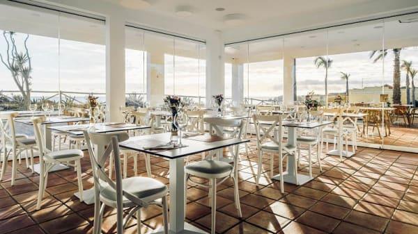 Vista da sala - Vau Steakhouse, Portimão
