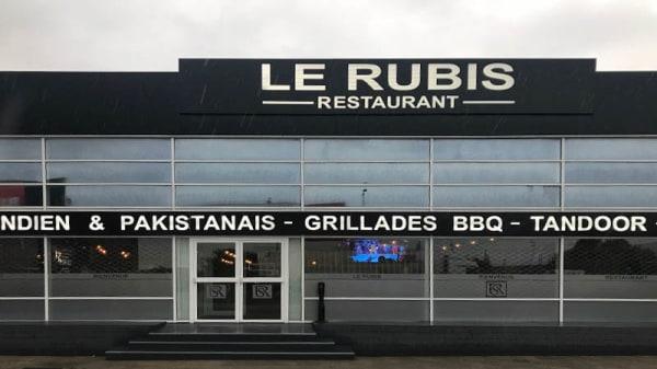 Façade - Le Rubis, Créteil