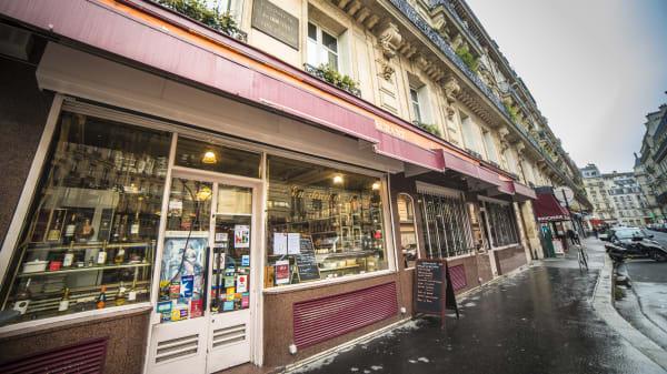 Sud-Ouest Monceau - Sud-Ouest Monceau, Paris