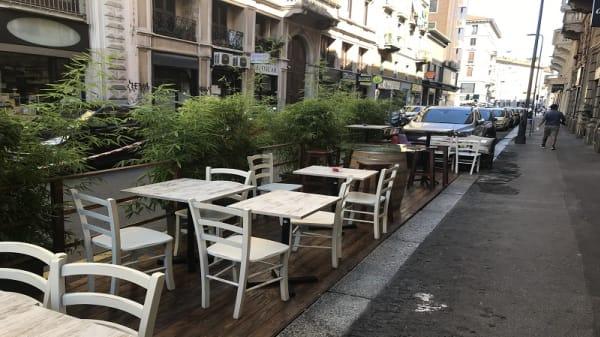 Terrasse - Storica Rosticceria 35, Milano