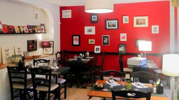 Vue interieur - Il Pomodoro, Genève