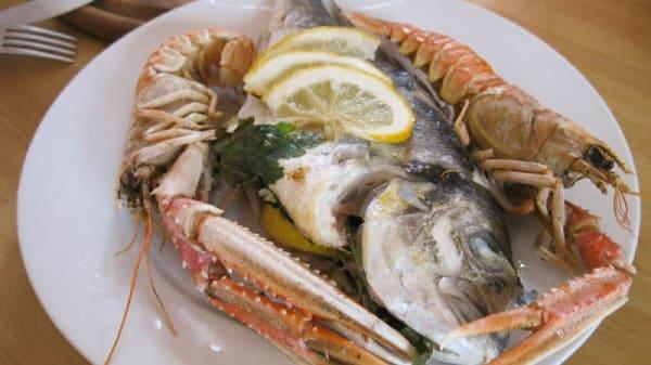 Suggerimento dello chef - U Cantu del Gottero, Sesta Godano