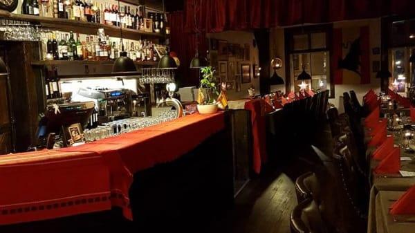 Toro Kolgrill & Tapas Bar, Strömstad