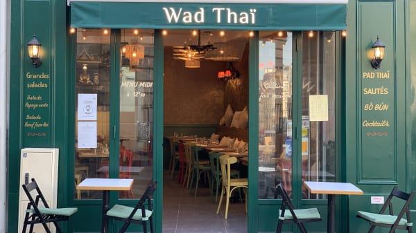 Wad Thai, Paris