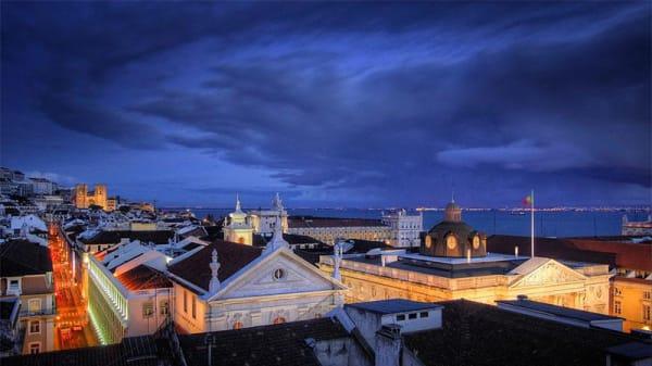 vista - Epur, Lisboa