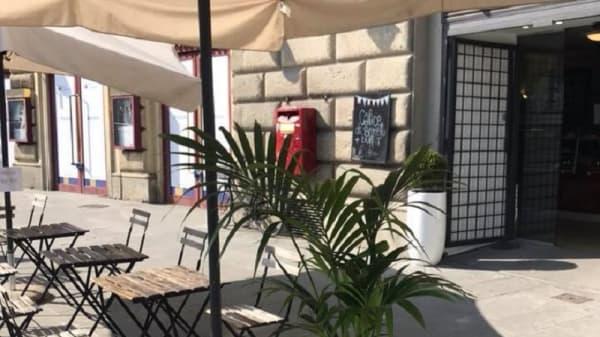 esterno - Caffè Beccaria, Florence