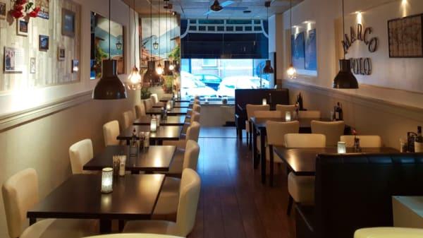Restaurant - Restaurant - Pizzeria Marco Polo, Rotterdam