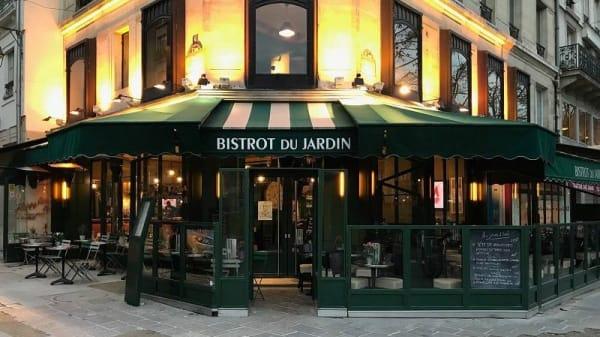 Bistrot du Jardin, Paris
