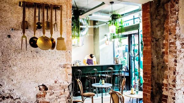 Het restaurant - The Green Rose, Arnhem