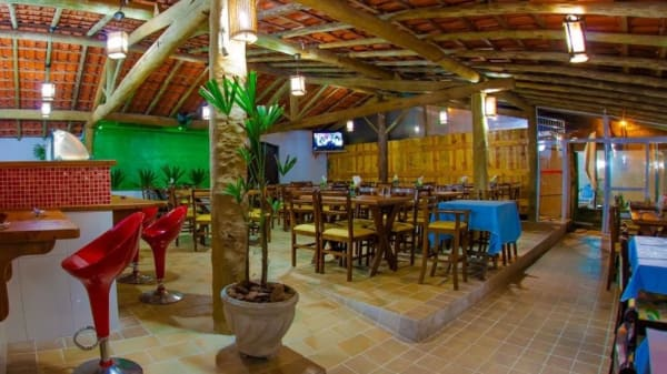 Sala - Restaurante Caiçara's, Caraguatatuba