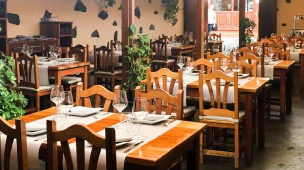Vista sala - Las Cucharitas Gourmet, Garachico