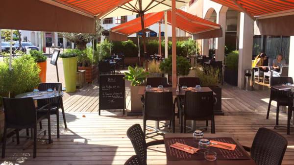 Terrasse - Brasserie de l'Hôtel de Ville, Eaubonne