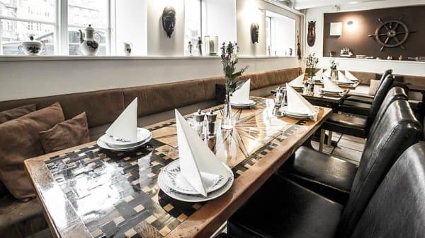 Restaurangens rum - Restaurant Gilleleje, København