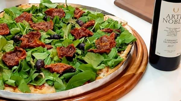 Sugestão do Chef - Pizzaria Do Angelo, São Paulo