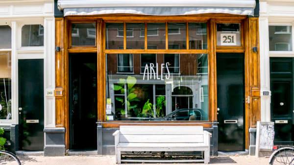 Ingang - Arles, Ámsterdam