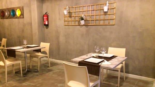 Sala del restaurante - Sensenom, Albuixec