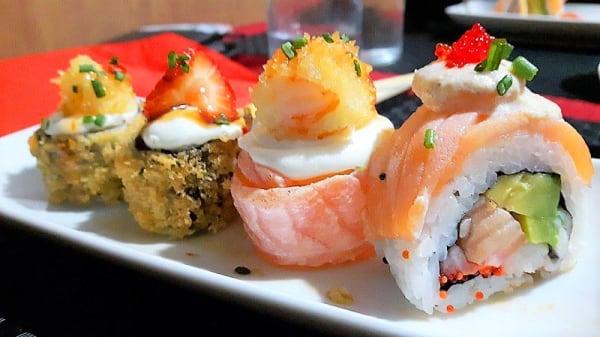 Sugestão do chef - New Sushi, Costa da Caparica