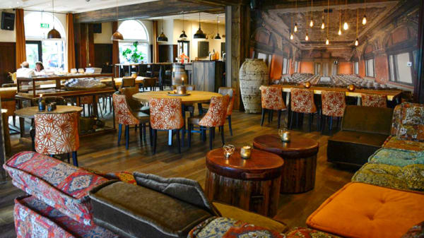 Restaurant - Brasserie Dertien, Heeten