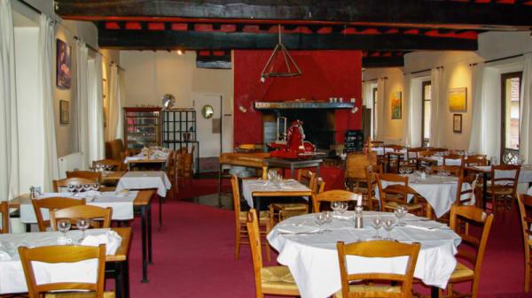 Vue de la salle - Restaurant de la Ferme, Yerres