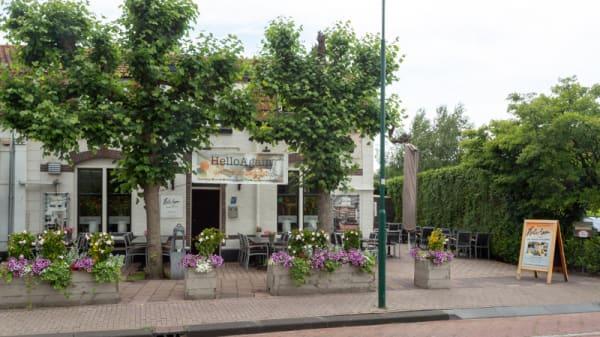 Buiten - Hello Again, Leusden