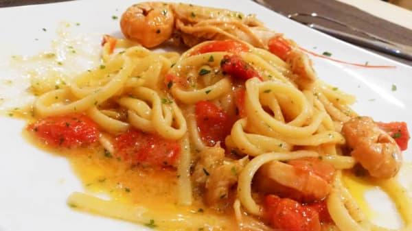 Suggerimento dello chef - Bluebay ristorante, Taranto