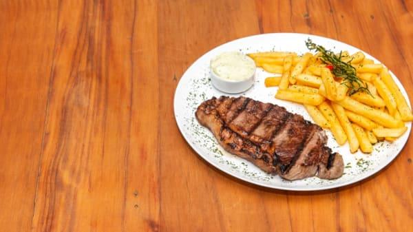 Sugestão prato - Zenga Grill, São Paulo