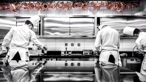 cuisine - Auberge du Pont de Collonges - Paul Bocuse
