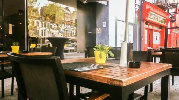 Terrasse - The Kitchen, Liège