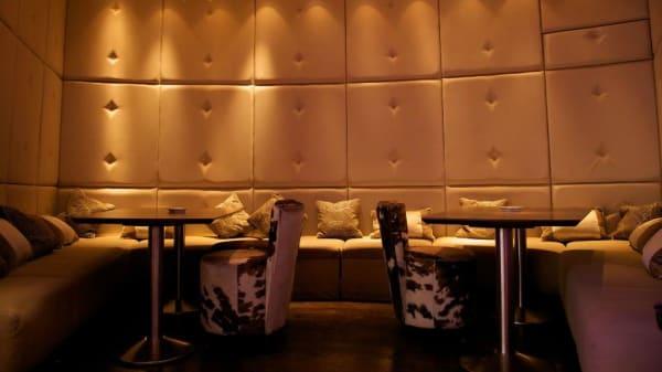 Eaton Square Bar, London