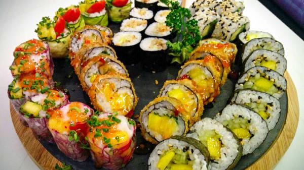 Sugestão do chef - Casa do Sushi, Braga