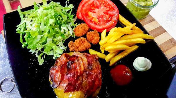 Suggerimento dello chef - Papo's Burger, Sacrofano