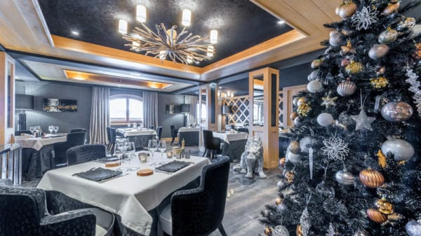 Restaurant - L'Ekrin, Les Allues