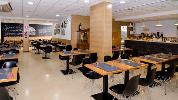 Salón del Restaurante A la Cazuela de Viladecans - A la Cazuela, Viladecans