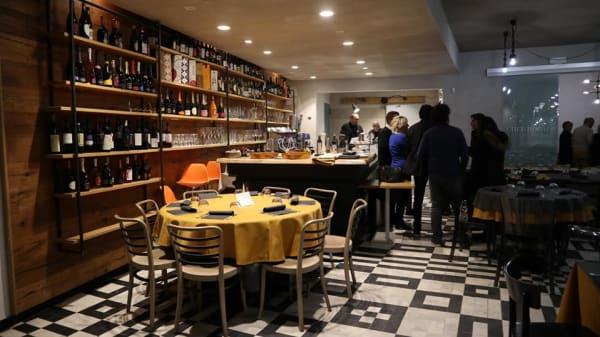 Sala - Mery's Lounge Risto & Wine Bar, Genova