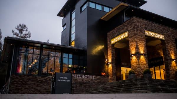 Entree - Restaurant de Echoput, Apeldoorn
