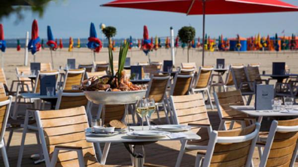 Terrasse - Bar de la Mer, Deauville