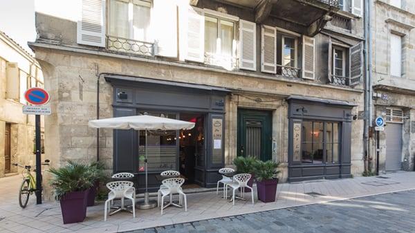 o de l'ha - Ô de l'Hâ, Bordeaux