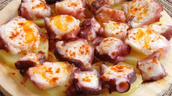 Sugerencia del chef - kiosko teneguia, Puerto de Tasacorte