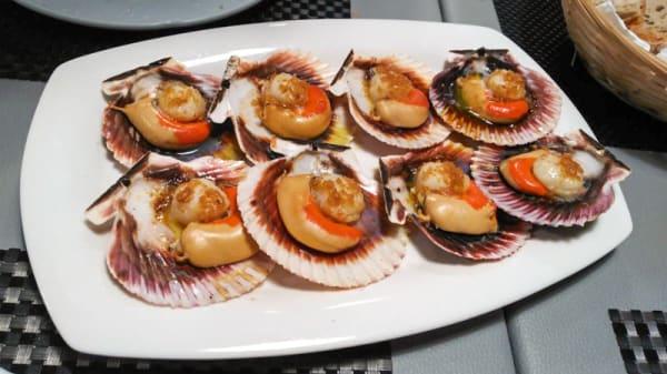 Sugerencia de plato - Casa Pablo, Navia