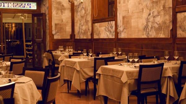 La sala - Ristorante Passetto, Roma