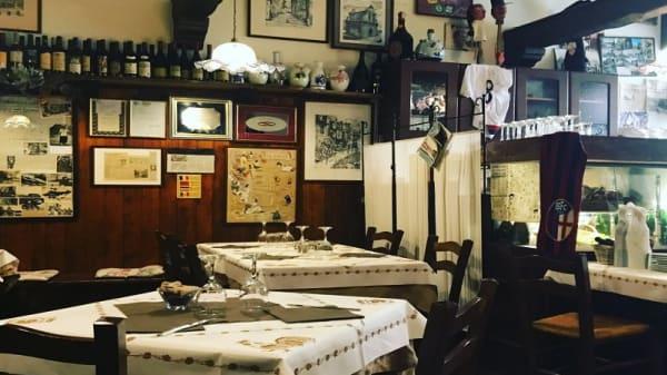 Sala - Trattoria Valerio, Bologna