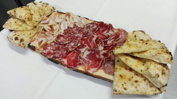 Lo Chef Consiglia - Trattoria O'Lucianiello, Brindisi