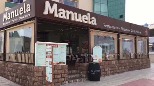 Entrada - Resto bar Manuela, Orihuela