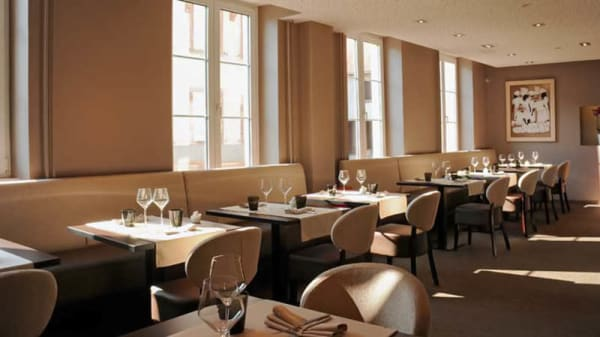 salle - Restaurant L'ID, Lingolsheim